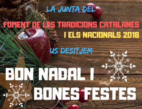 Bon Nadal i Bones Festes